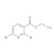 Ethyl 2,6-dibromonicotinate
