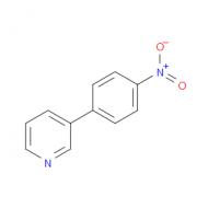 3-(4-Nitrophenyl)pyridine