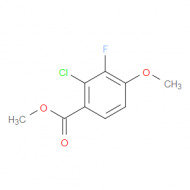 Methyl 2-chloro-3-fluoro-4-methoxybenzoate