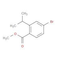 Methyl 4-bromo-2-isopropylbenzoate