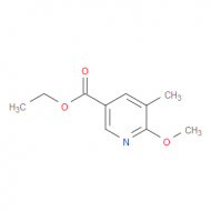 Ethyl 6-methoxy-5-methylpyridine-3-carboxylate