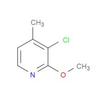 3-Chloro-2-methoxy-4-methylpyridine