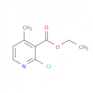 Ethyl 2-chloro-4-methylnicotinate