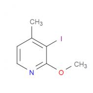 3-Iodo-2-methoxy-4-methylpyridine