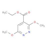 3,6-Dimethoxy-4-pyridazinecarboxylic acid ethyl ester