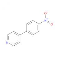 4-(4-Nitrophenyl)pyridine