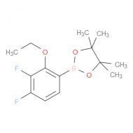 3,4-Difluoro-2-ethoxyphenylboronic acid pinacol ester