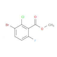 Methyl 3-bromo-2-chloro-6-fluorobenzoate