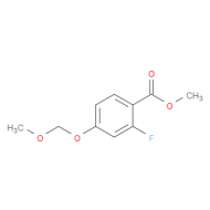 Methyl 2-fluoro4-(methoxymethoxy)benzoate