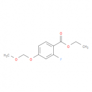 Ethyl 2-fluoro4-(methoxymethoxy)benzoate